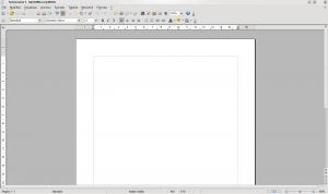 Openoffice3.1.0_writer
