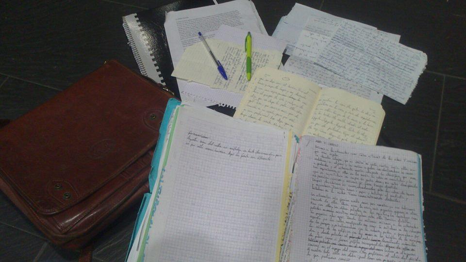 escritura 2