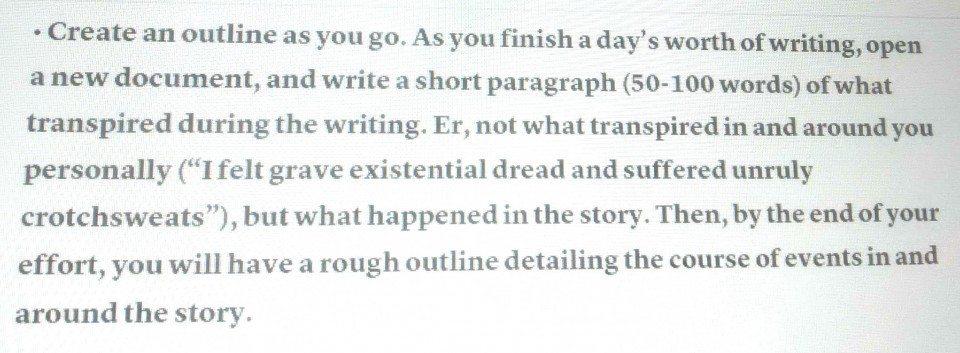 chuck wendig escribir