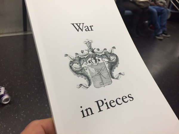 War in pieces