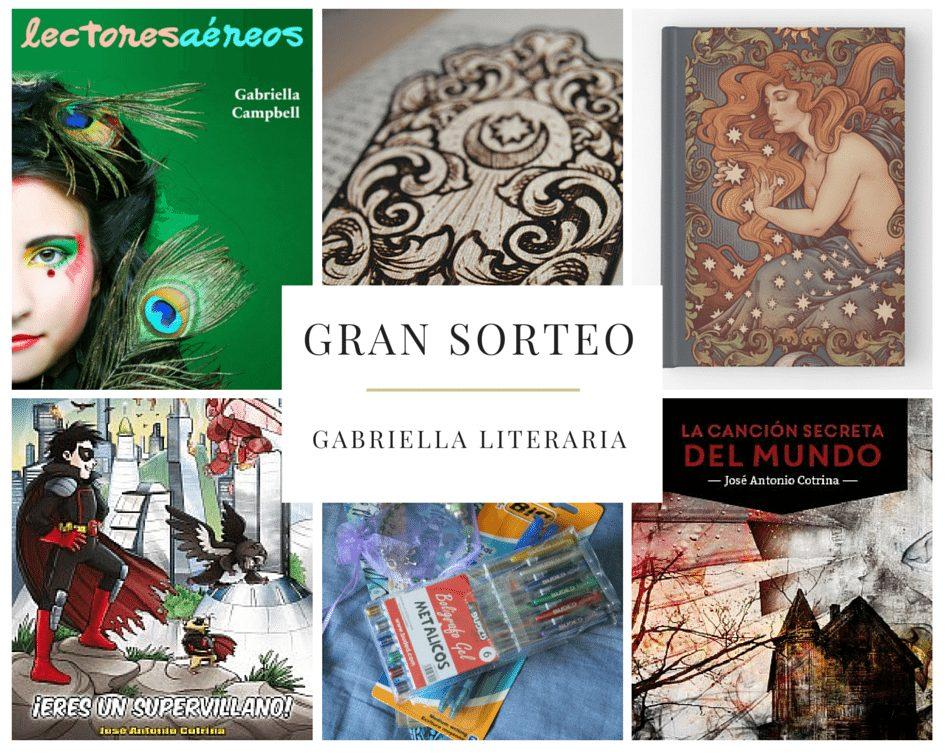 Sorteo Gabriella Literaria