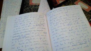 Manuscrito Enara López