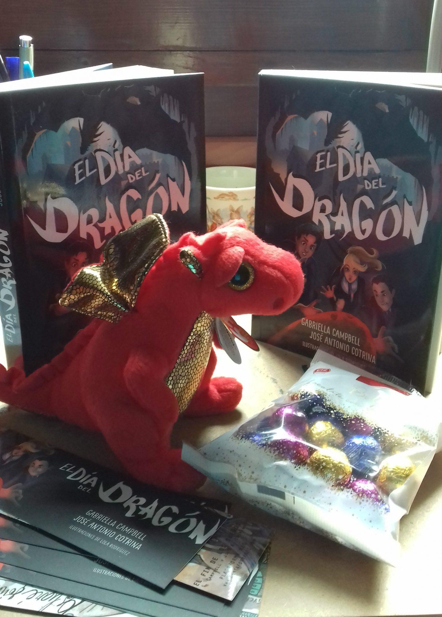 sorteo día del dragón